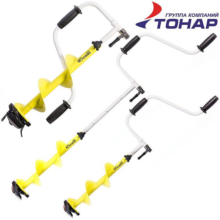 Ледобур Тонар ICEBERG-MINI 130L v2.0 левое вращение