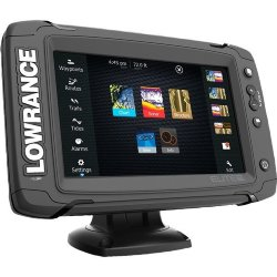 Эхолот-картплоттер Lowrance Elite-7Ti Mid/High/TotalScan™