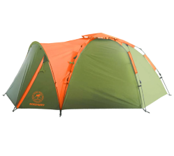Палатка автомат Avi outdoor Suoma 4 orange